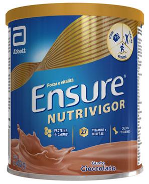 Acquista Ensure Nutrivigor - Cioccolato 400g