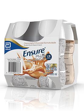 Acquista Ensure Plus Advance - Cioccolato 4x220ml